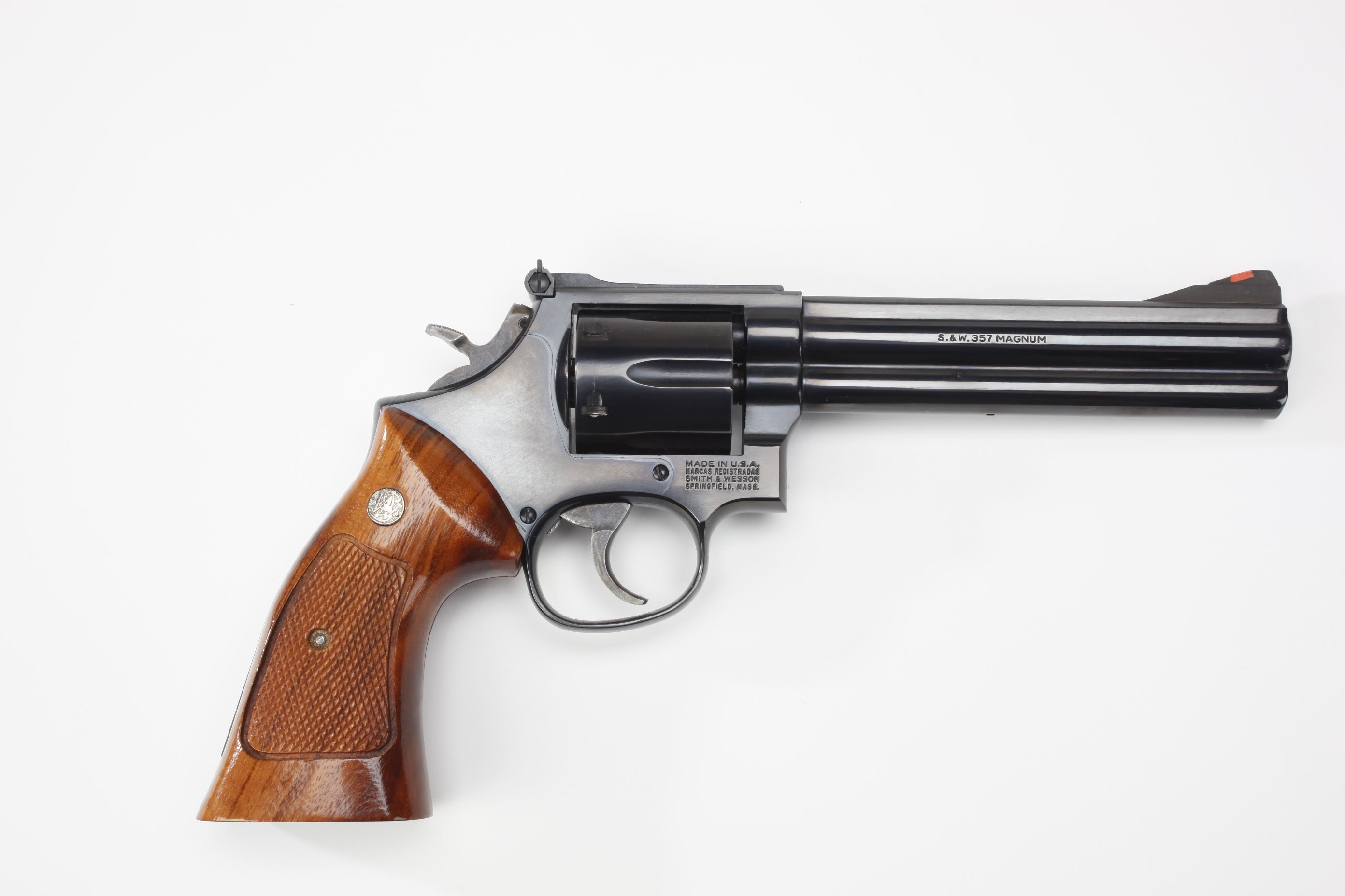 Smith & Wesson Model 586 Combat Magnum