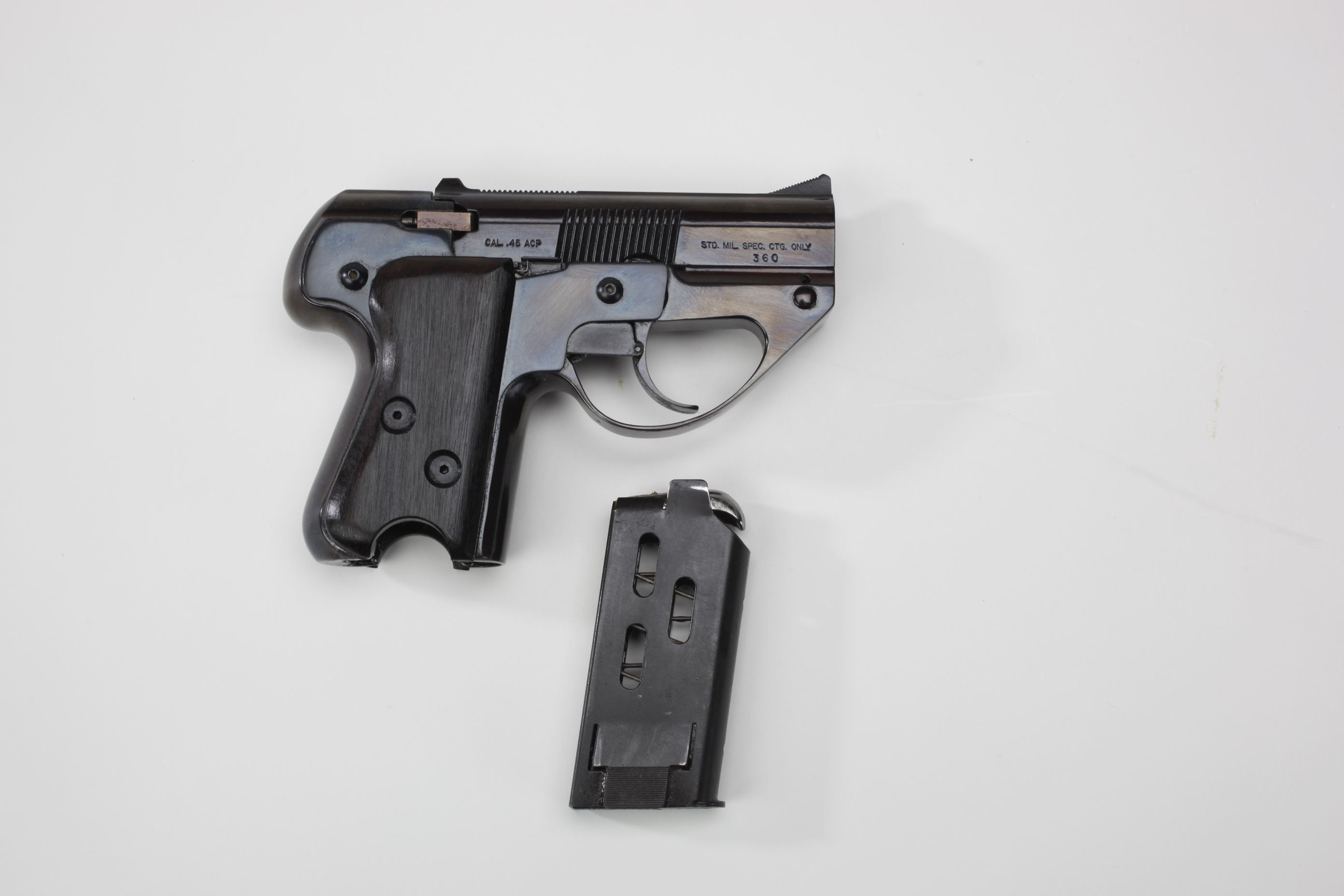 Semmerling LM 4 Semi Automatic Pistol