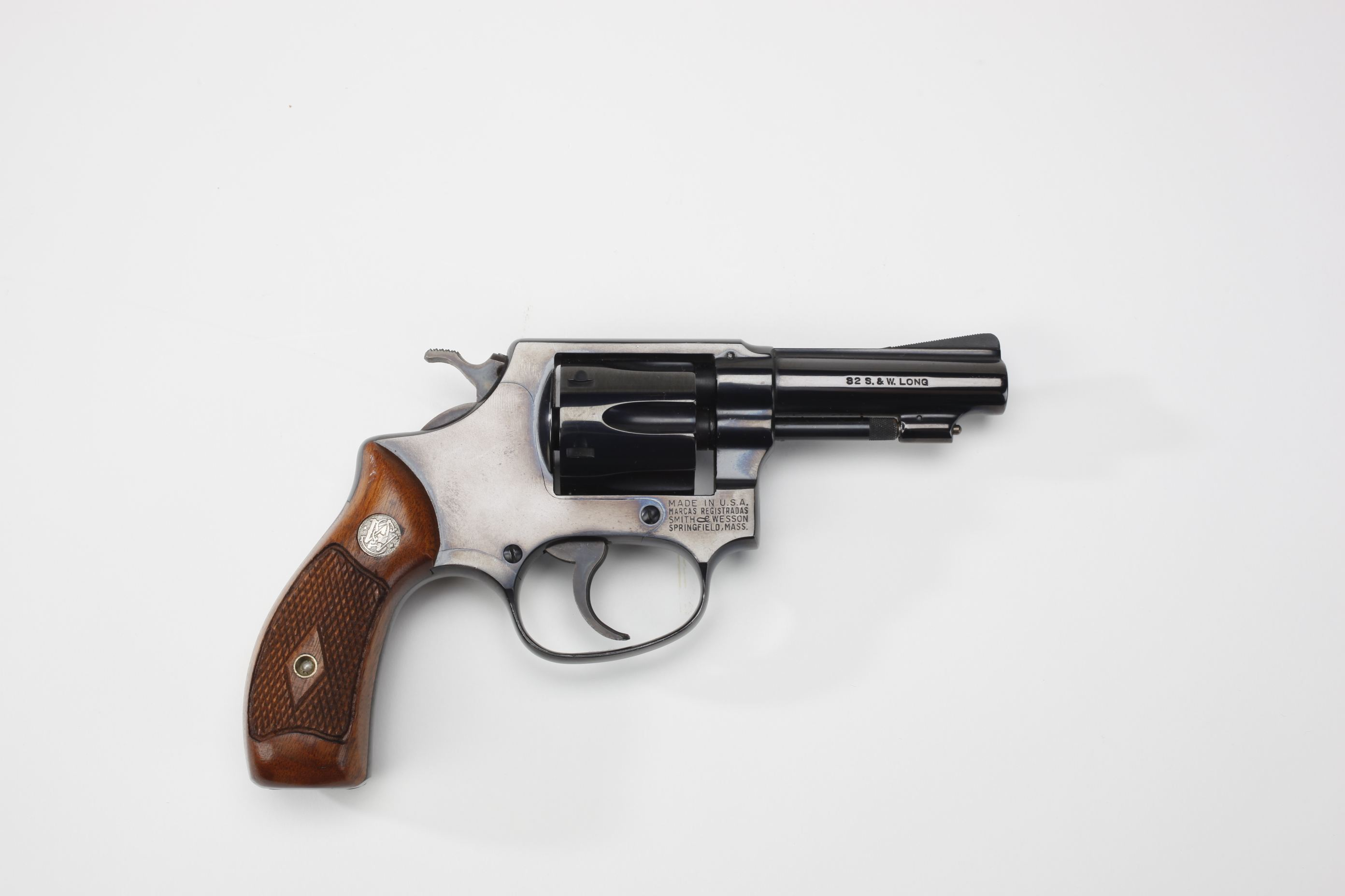 Smith & Wesson Model 30 Revolver