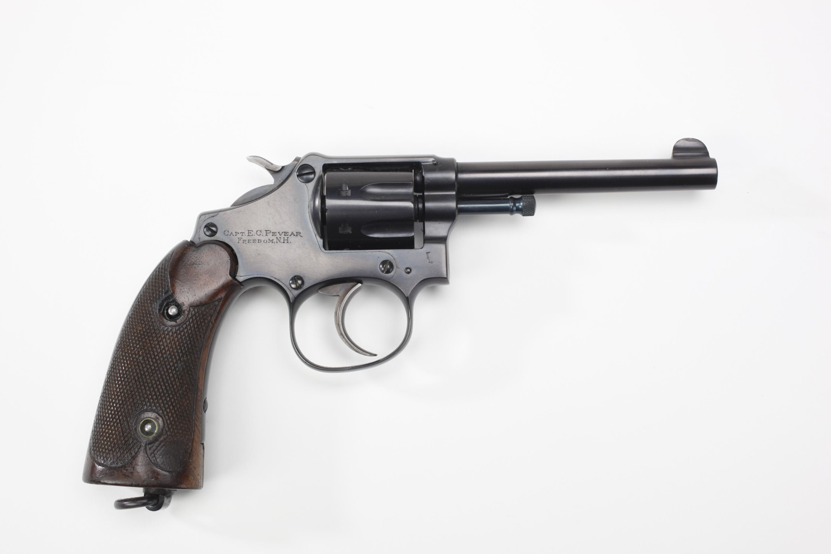 Smith & Wesson 22 32 Hand Ejector revolver