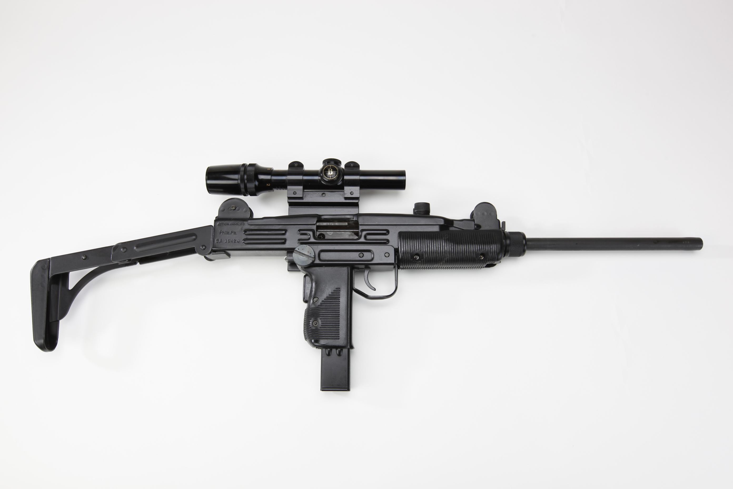 Uzi Model A Semi Automatic Carbine