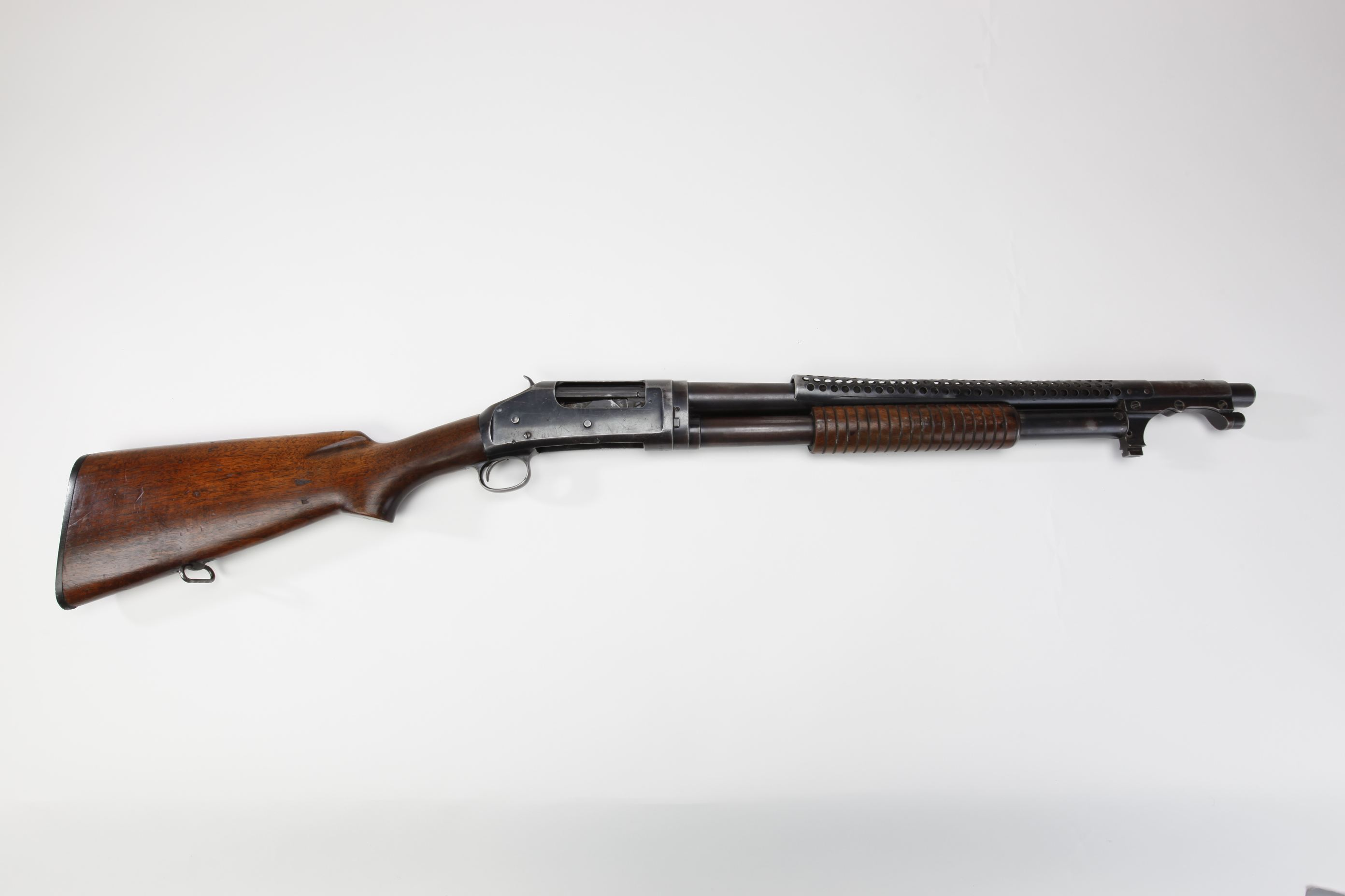 Winchester Model 1897 Slide Action Shotgun (1)