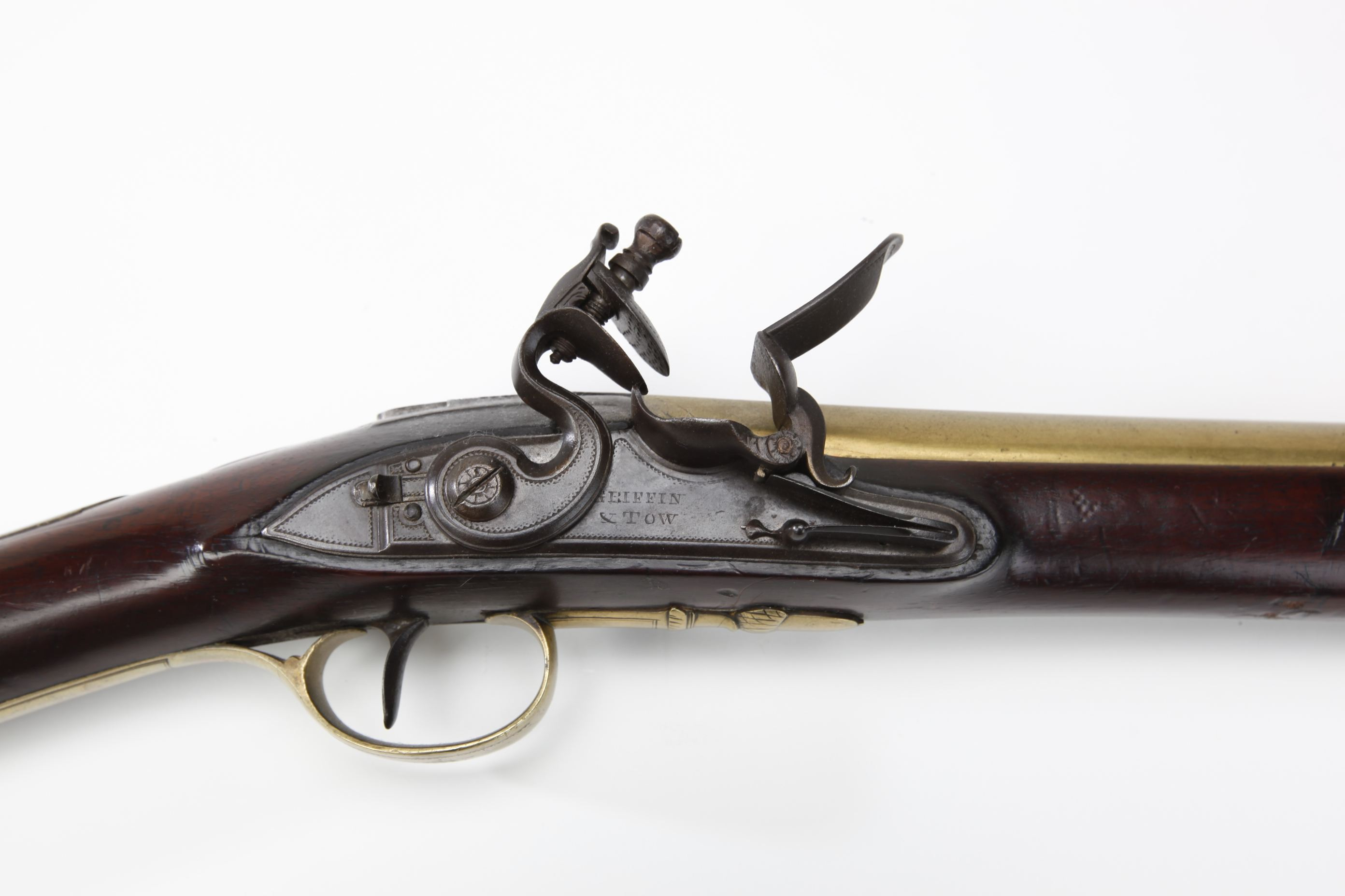 Griffin and Tow Muzzleloading Flintlock Blunderbuss