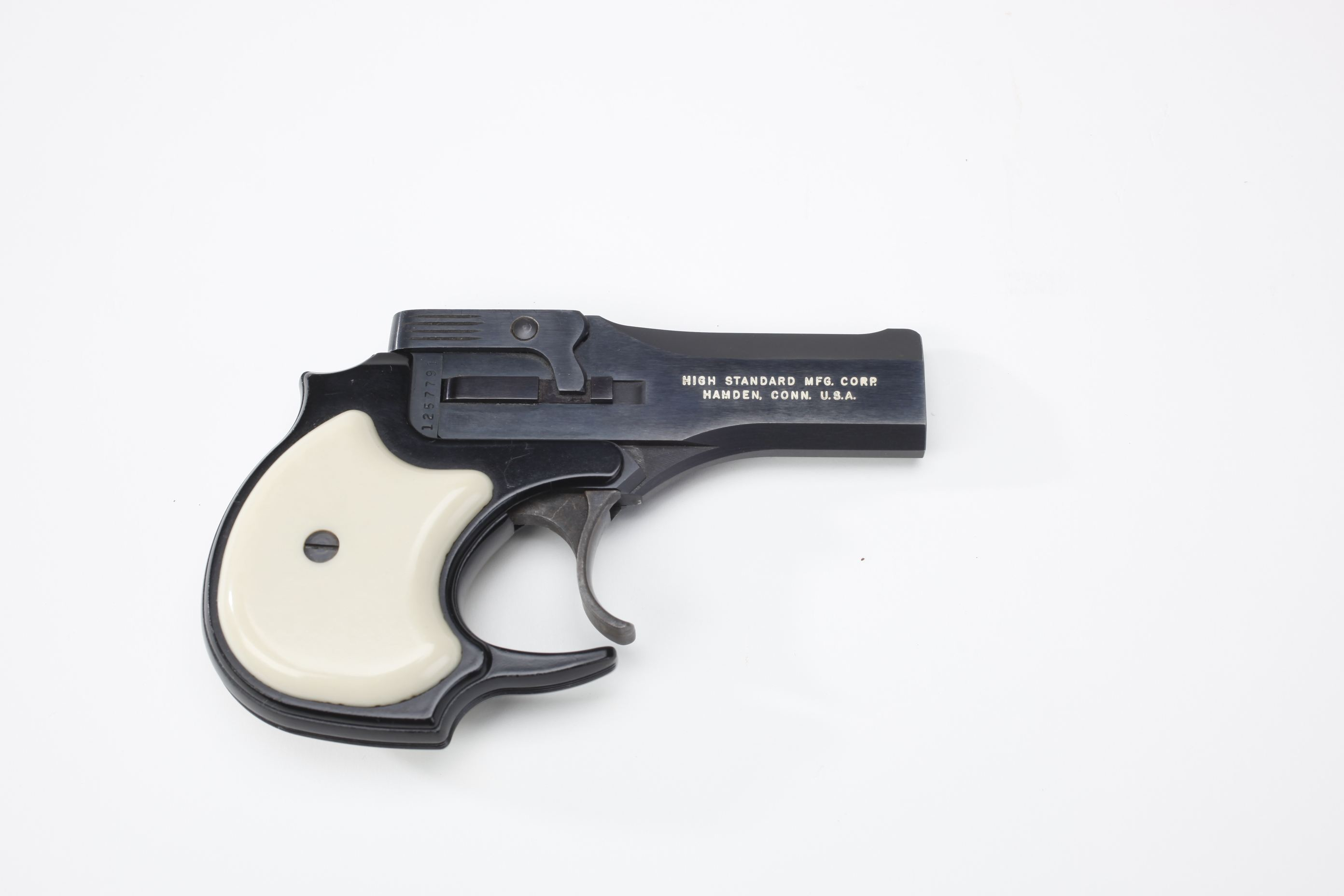 High Standard Model D 100 Derringer