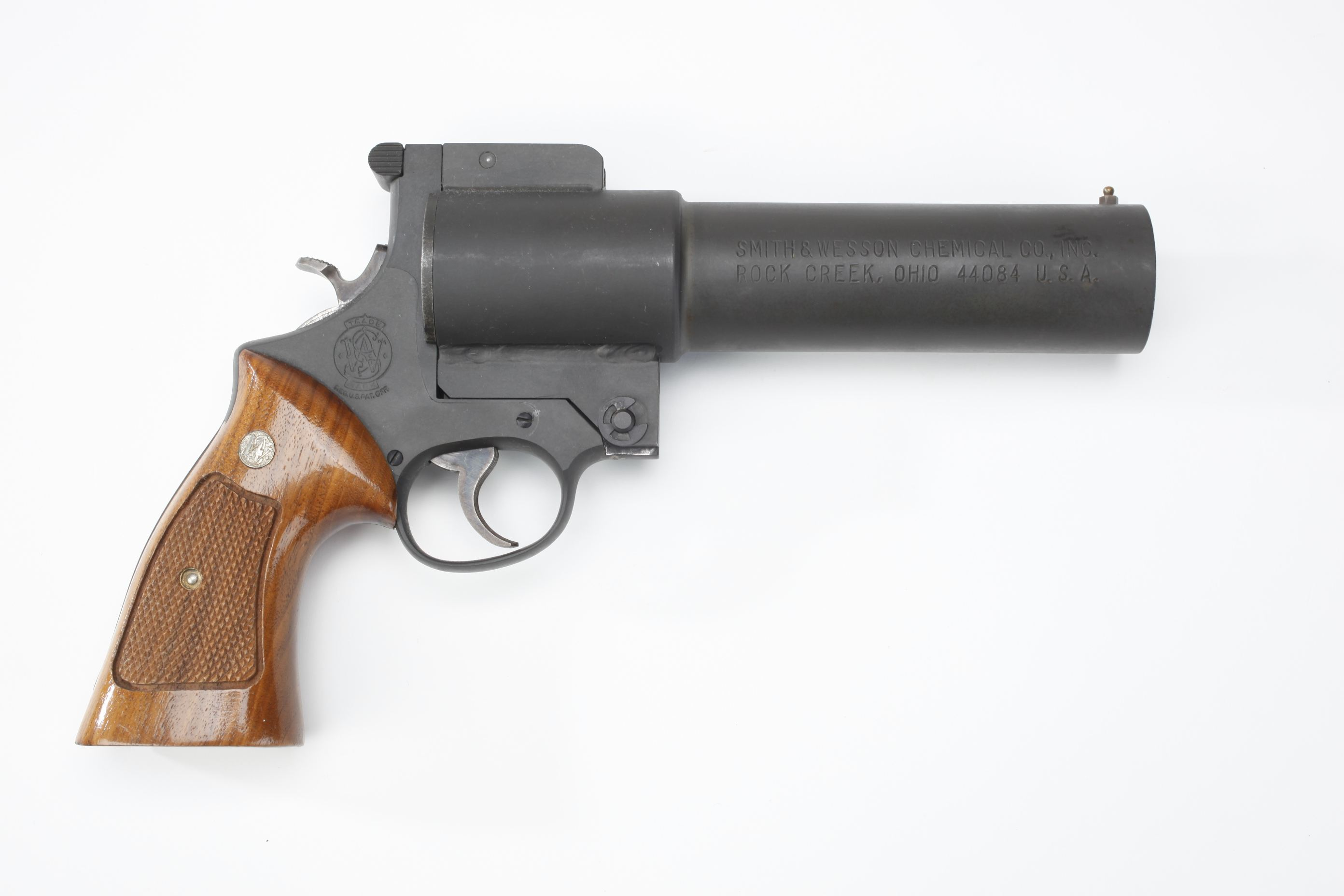 Smith & Wesson Chemical Co Model 277 Tear Gas Pistol
