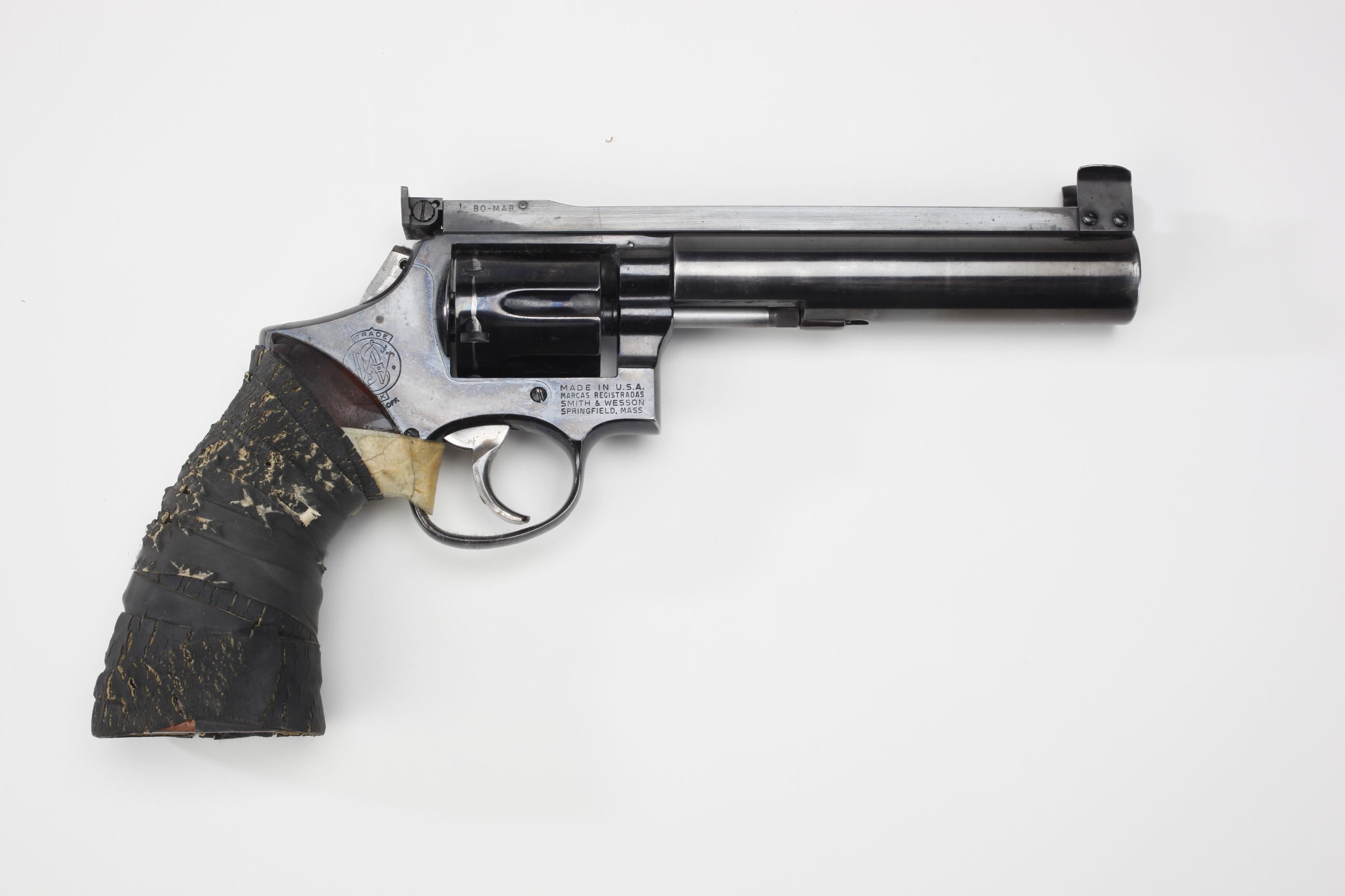 Smith & Wesson Model 14 3 Revolver