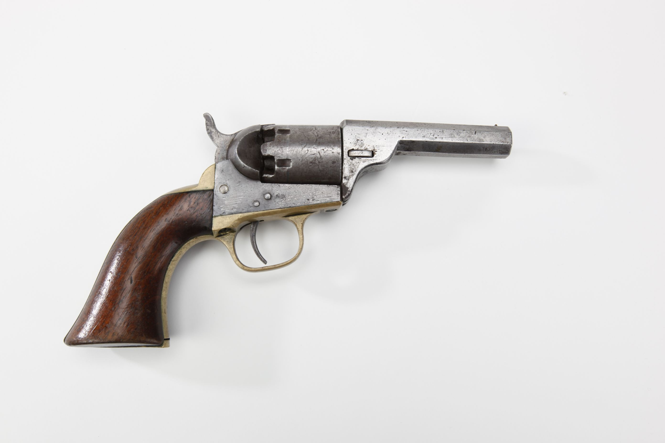 Fake Colt Wells Fargo Pocket Revolver