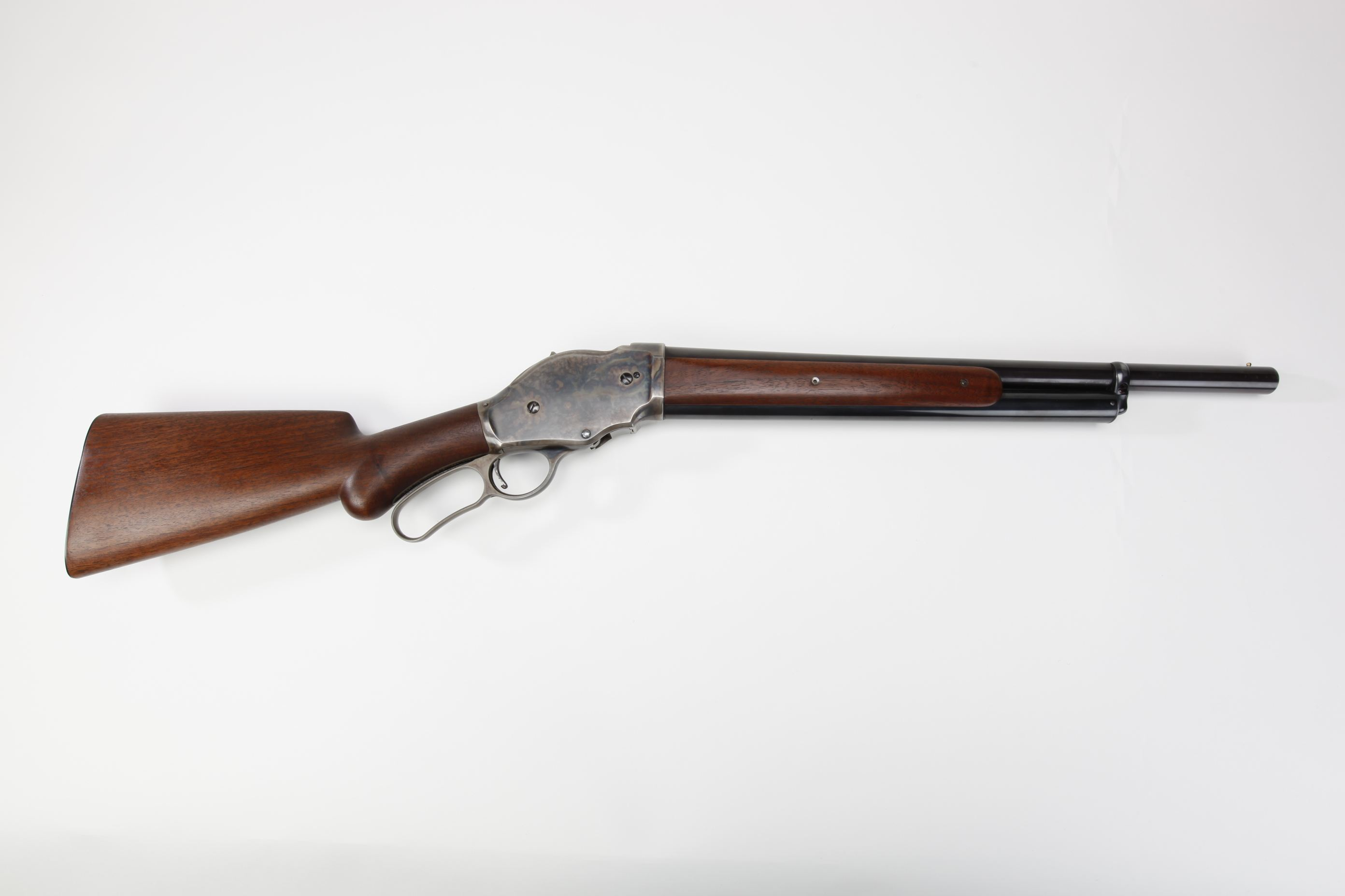 Tom Selleck Winchester Model 1887 shotgun