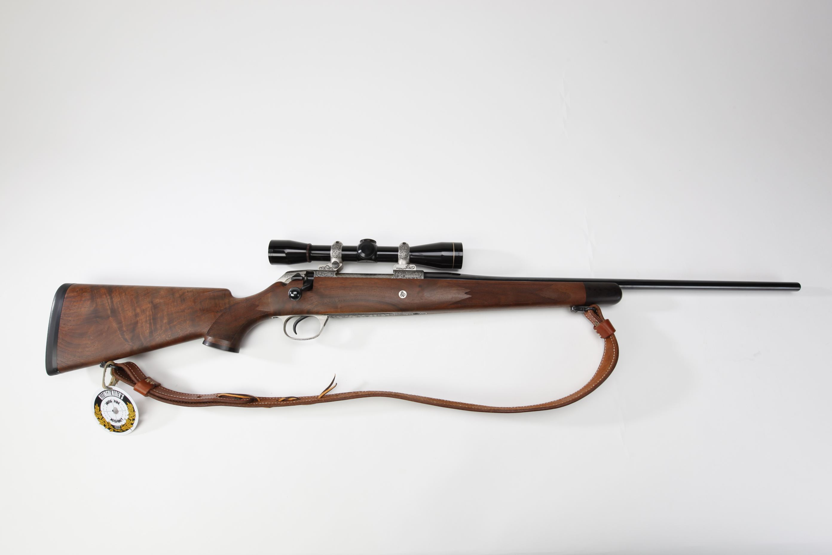 Kelingunther K15 Bolt Action Rifle w scope