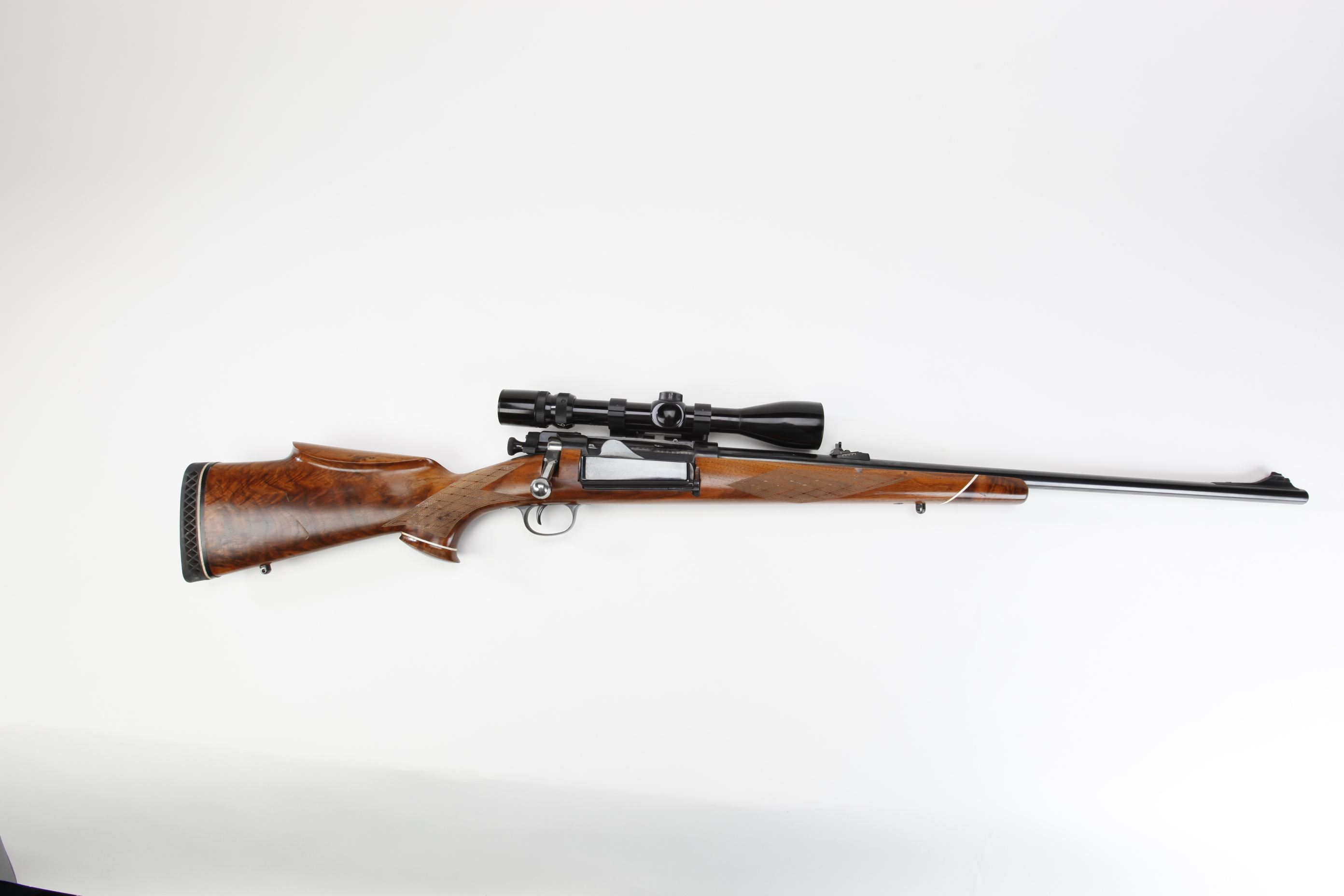 US Springfield Krag Model 1898 Bolt Action Rifle
