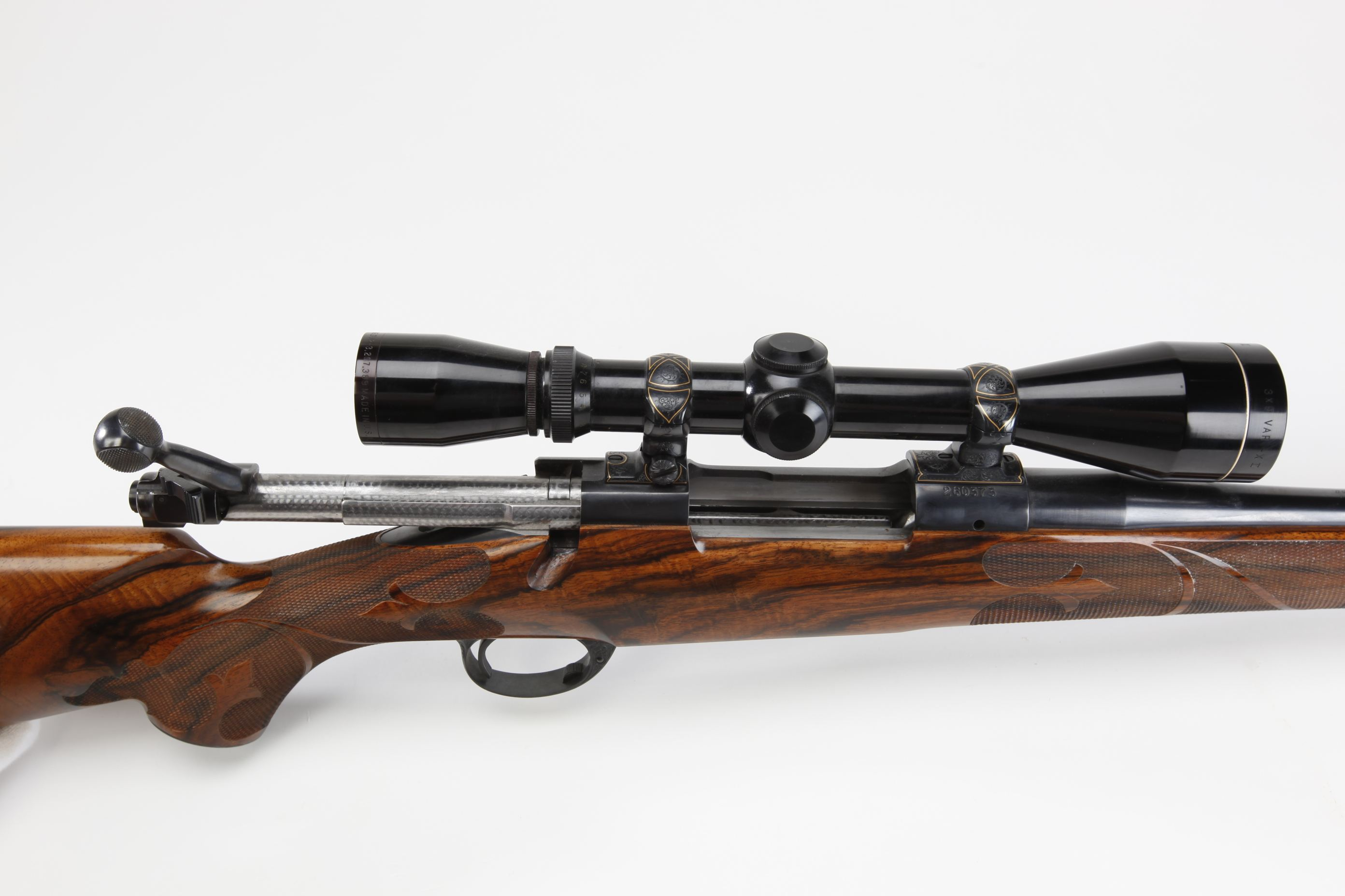 Winchester Model 70 Presentation Grade Bolt Action Rifle