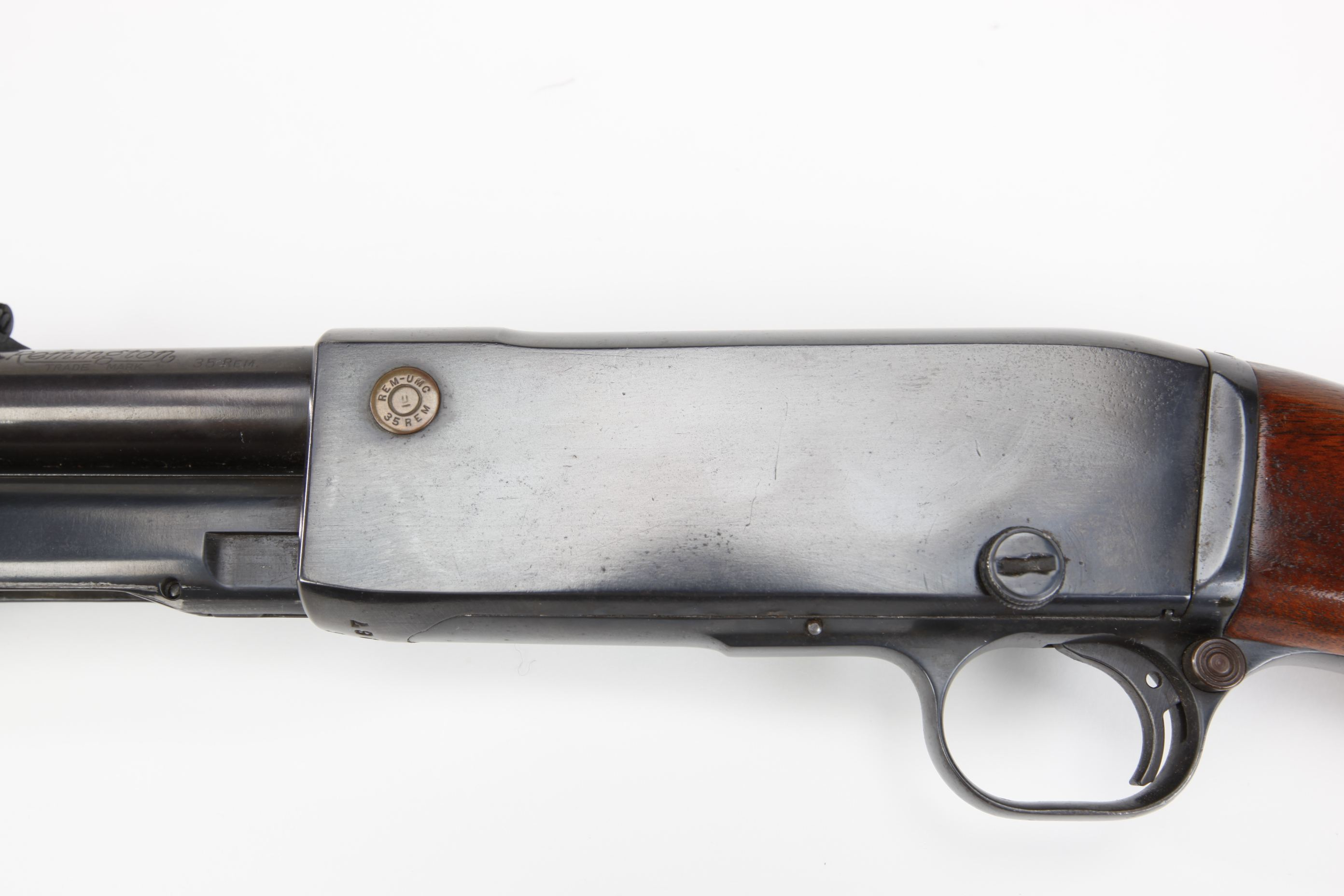 Remington Model 14A Slide Action Rifle