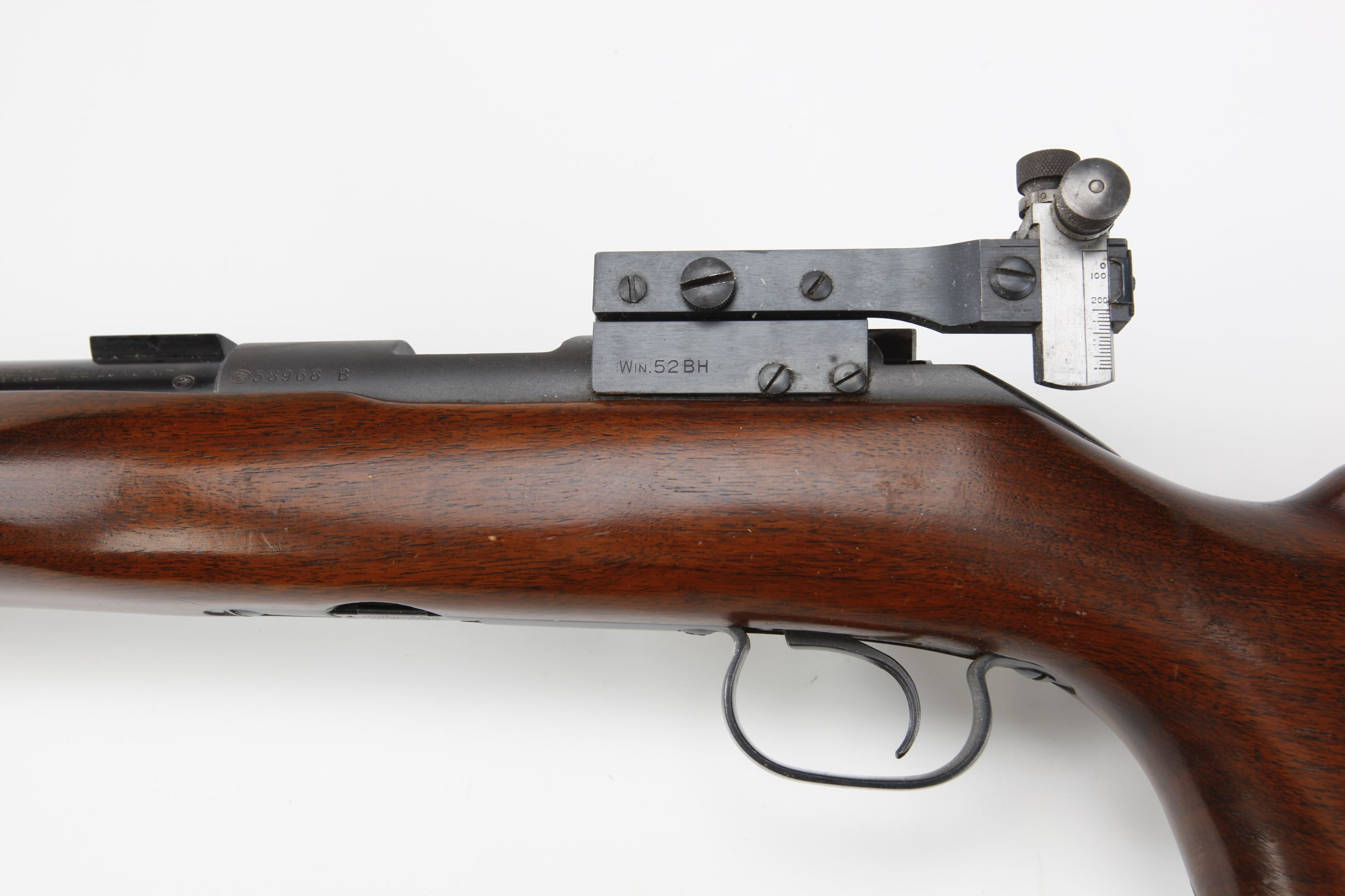 Winchester Model 52 B Bolt Action Rifle