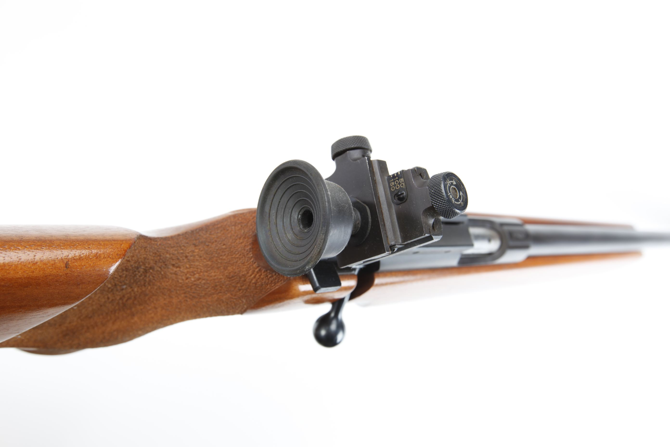Walther UIT Standard Bolt Action Rifle