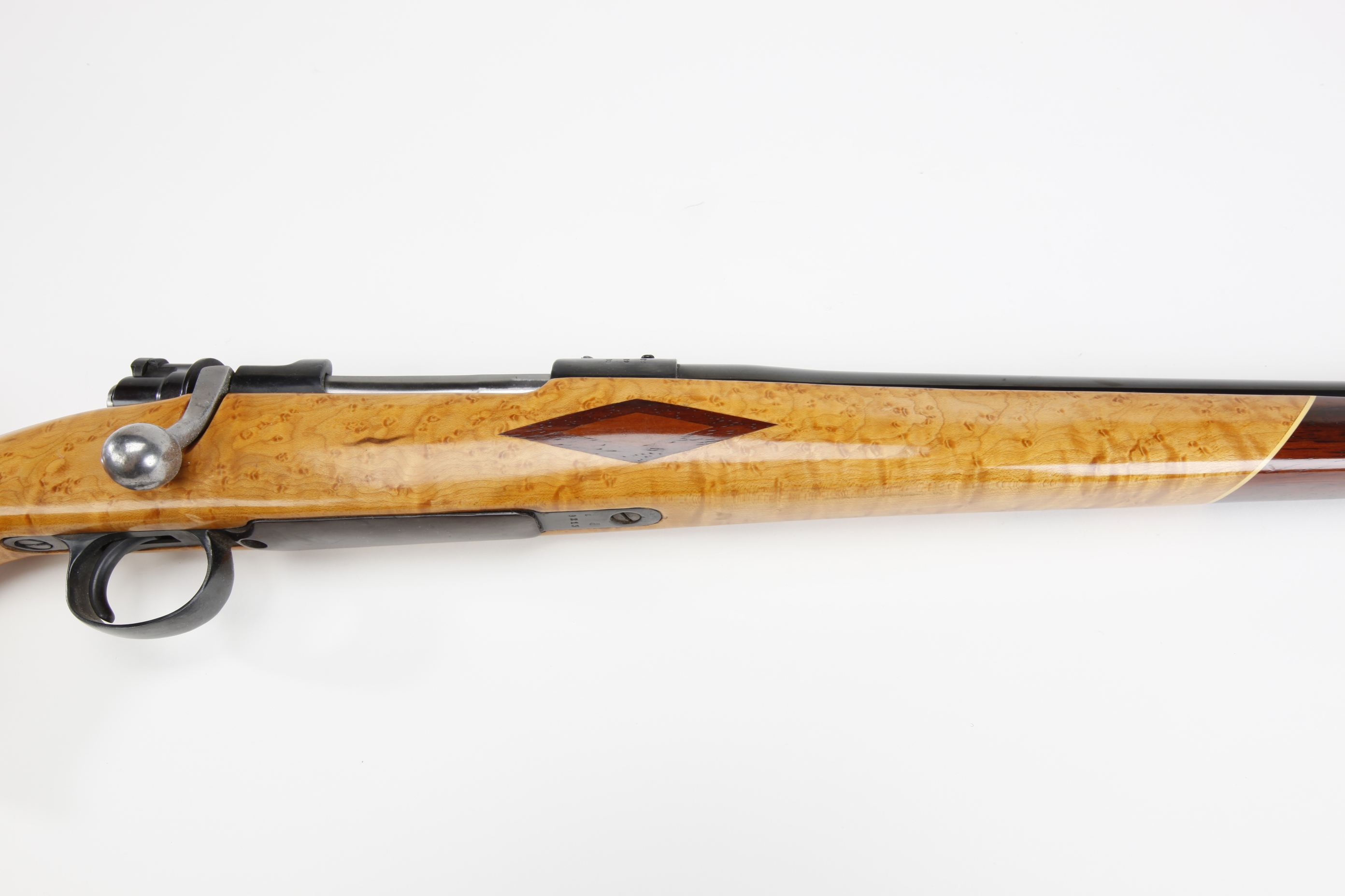 Erfurt Arsenal Mauser Model 98k Bolt Action Rifle