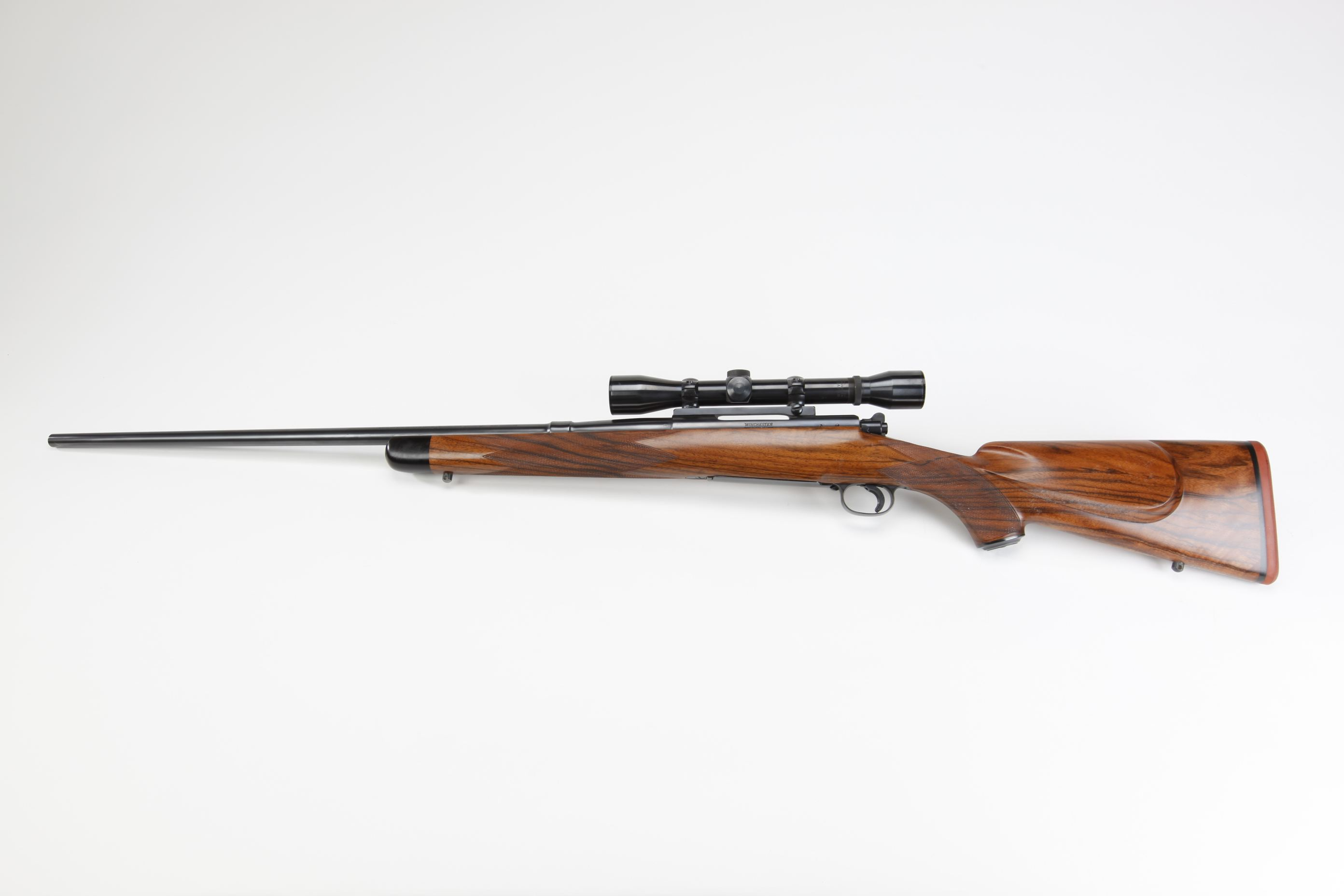 Winchester Model 70 Bolt Action Rifle (1)