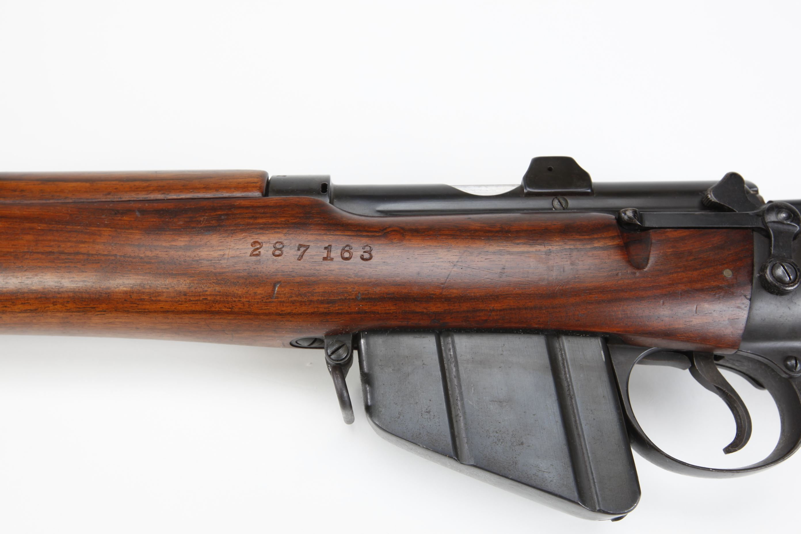 Enfield No 1 Mk III Bolt Action Presentation Rifle