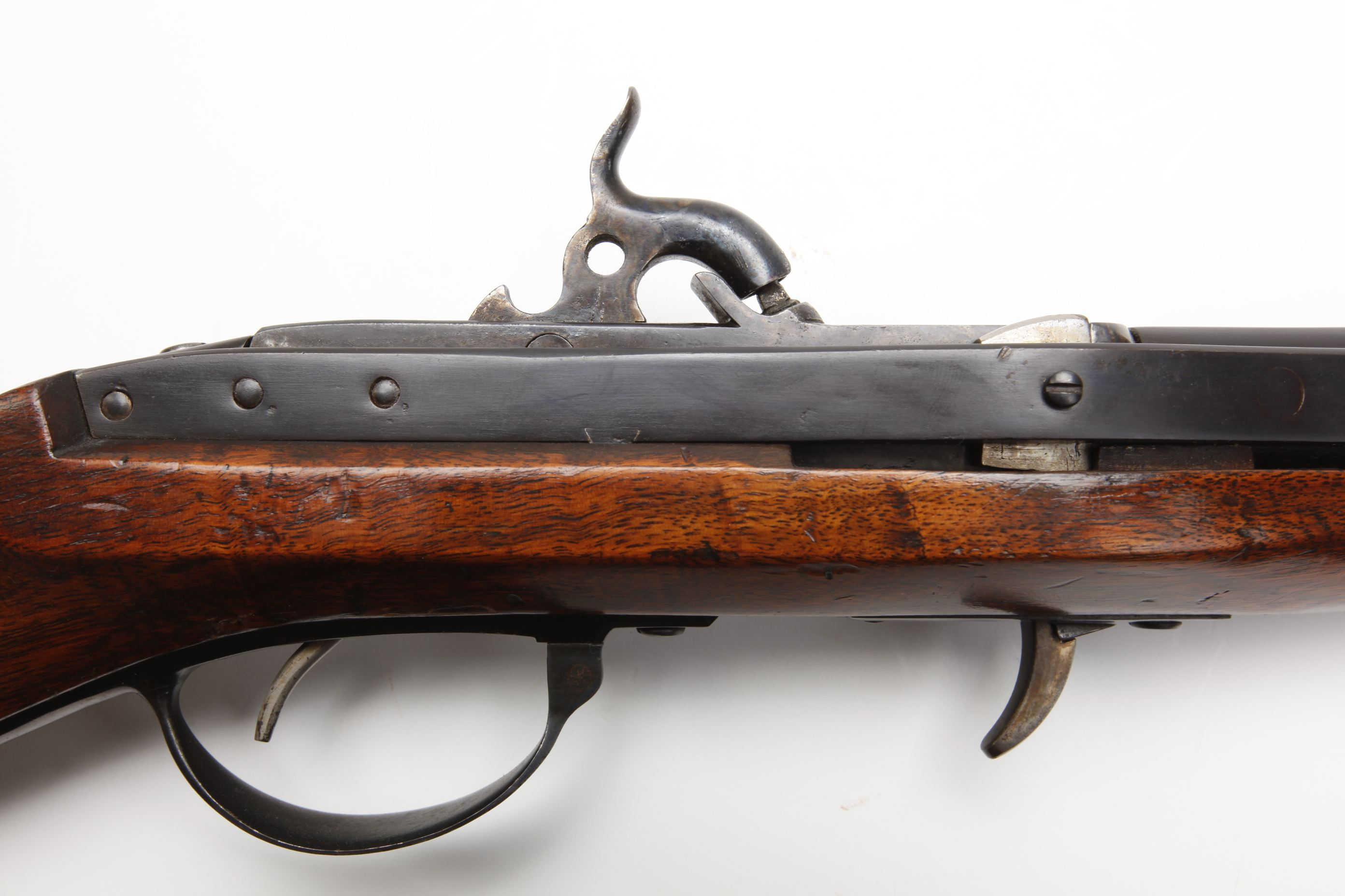 U.S. Hall Model 1836 Breechloading Percussion Carbine