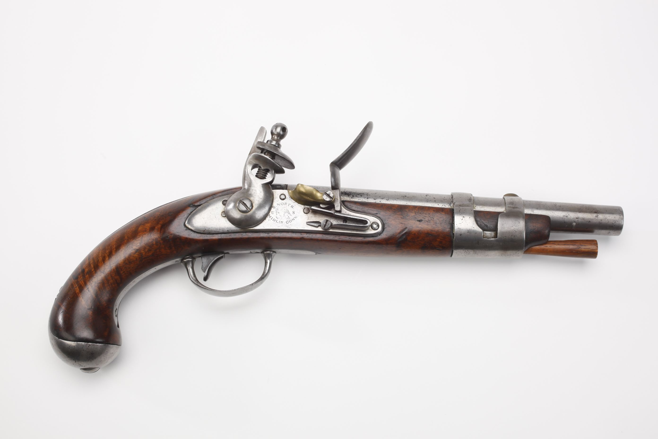 U.S. Simeon North Model 1816 Flintlock